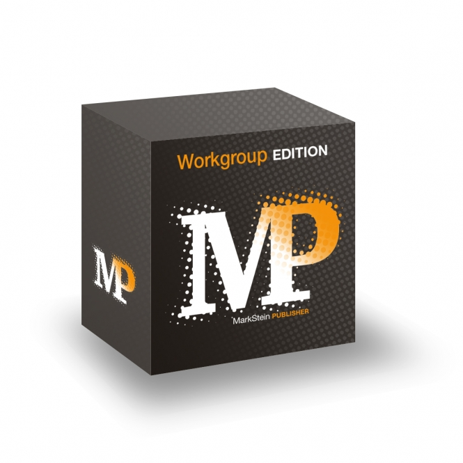 MarkStein Publisher Workgroup Edition